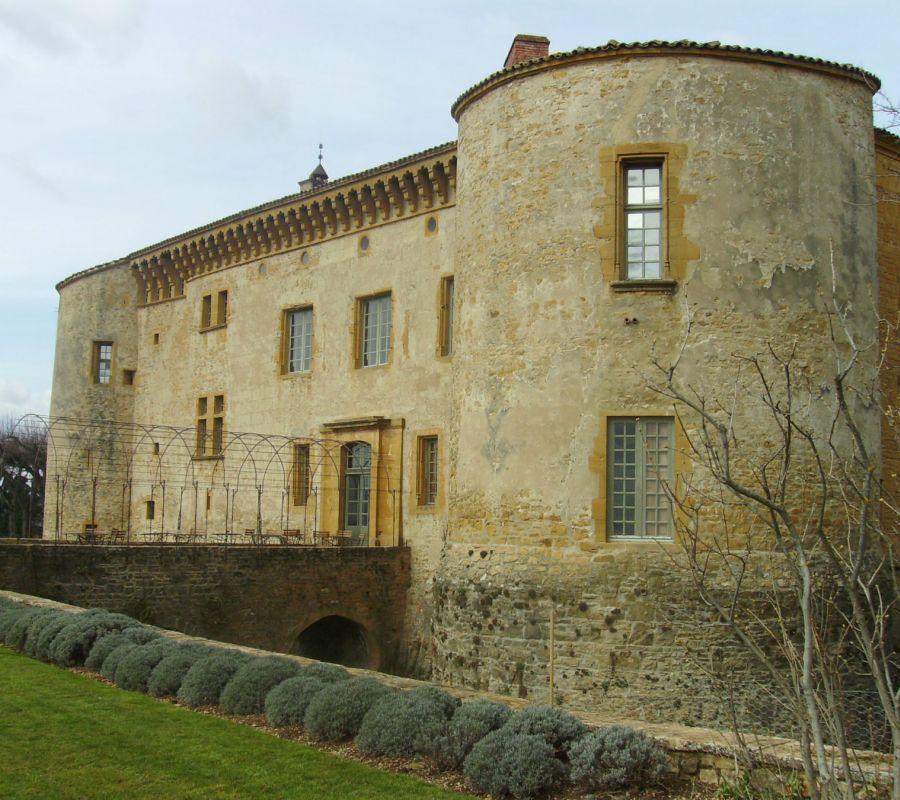 Chateau de Bagnols - Luc Vaganay