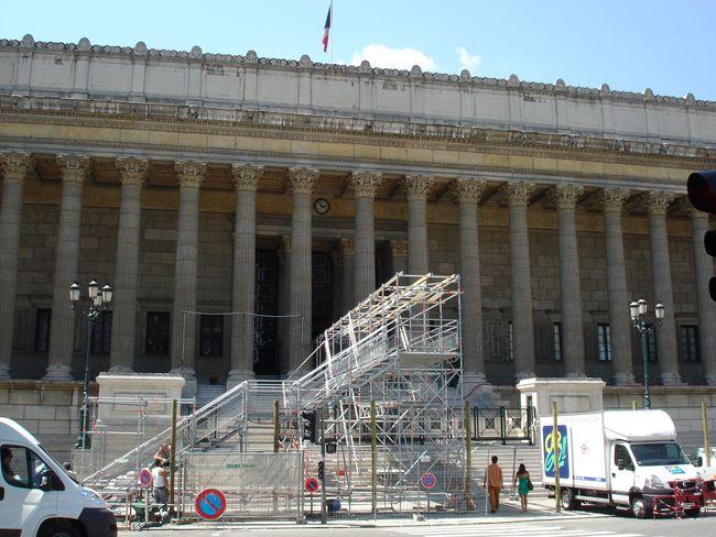 Palais de Justice de Lyon