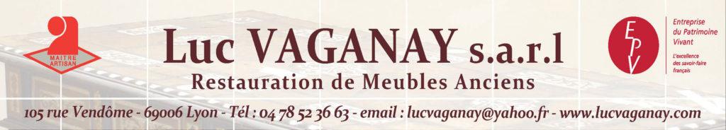 Ebeniste - Restauration Meubles anciens - Luc Vaganay Lyon