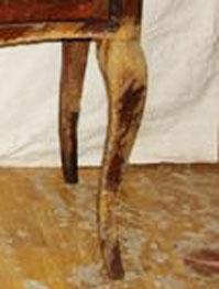 commode louis xv rongee detail luc vaganay eb niste restaurateur de meubles anciens lyon. Black Bedroom Furniture Sets. Home Design Ideas