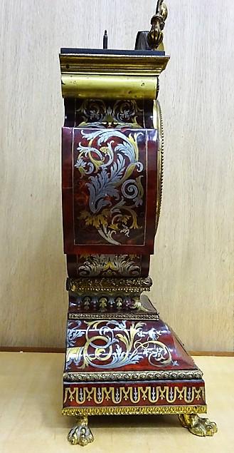 Coté Droit - Pendule Cabinet de la Fontaine - Atelier Luc Vaganay