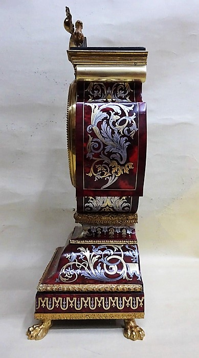 pendule 11 luc vaganay eb niste restaurateur de meubles anciens lyon. Black Bedroom Furniture Sets. Home Design Ideas