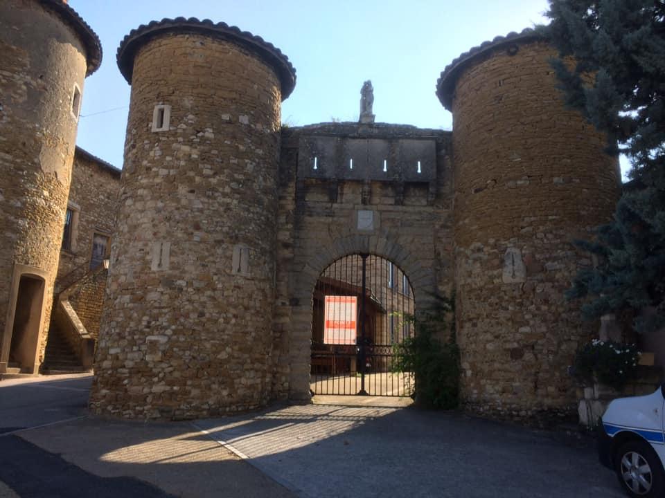 Porte Mediévale de Lissieu